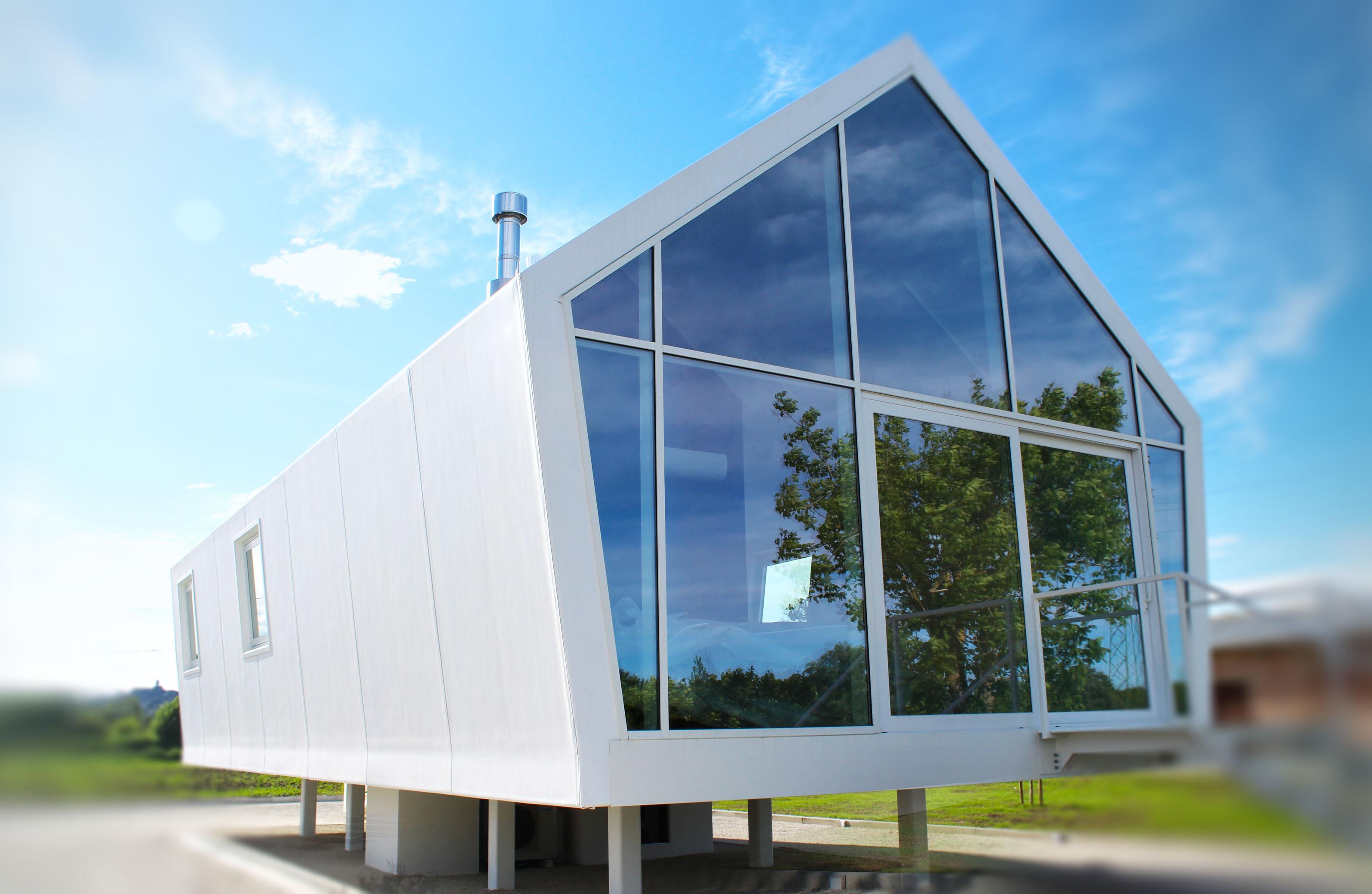 Casa nell'Orto, un nuovo progetto di edilizia sostenibile