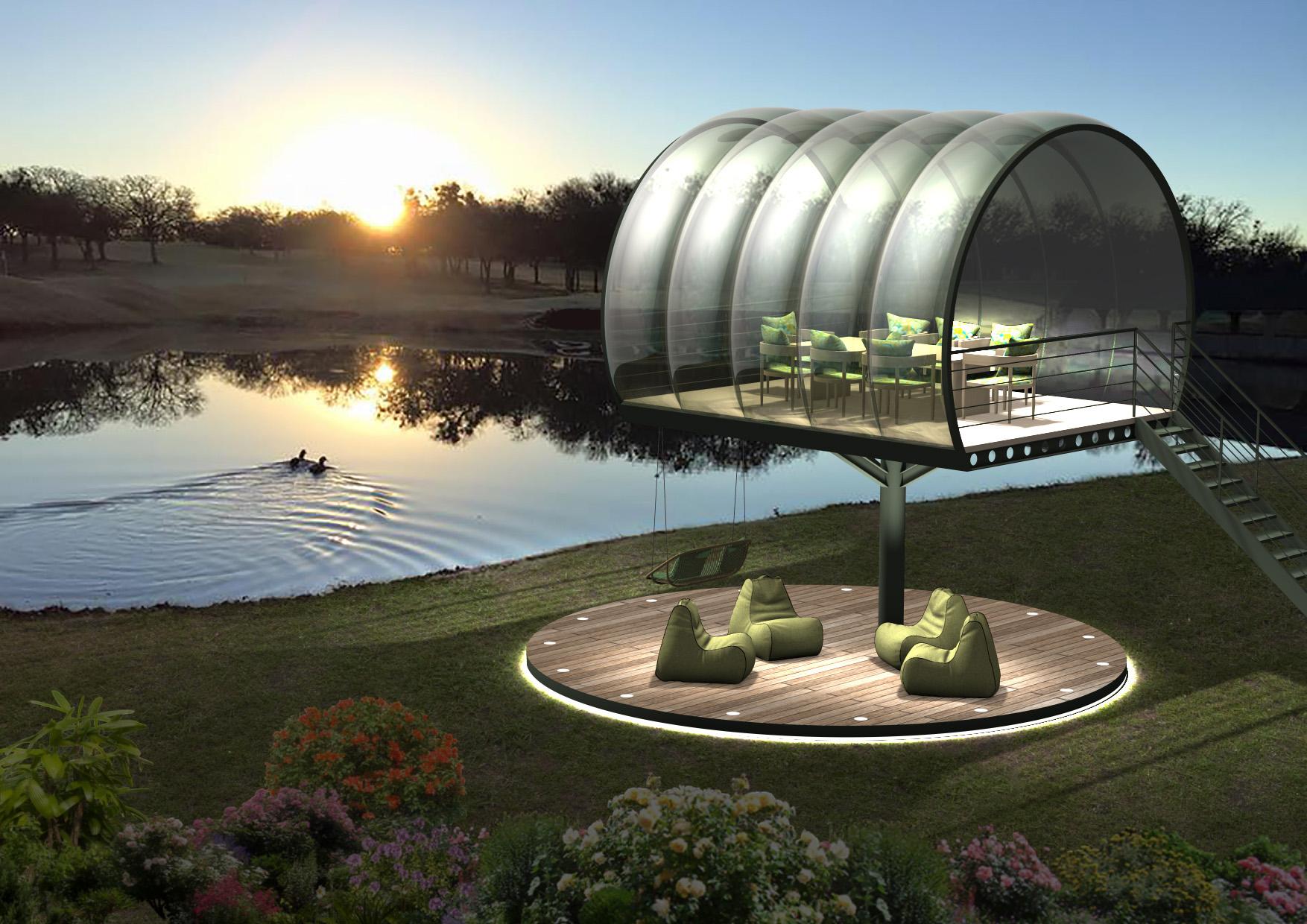 Bubble Tree: un rivoluzionario concept tra suggestioni e fantasia