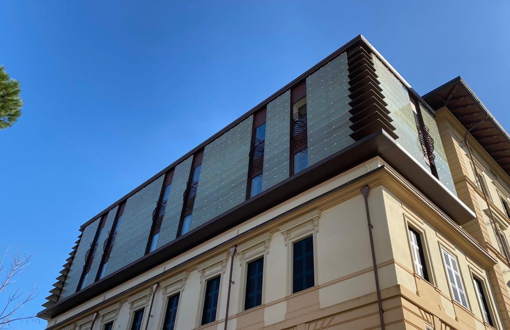 Design e innovazione nel nostro progetto per il Grand Hotel Vittoria