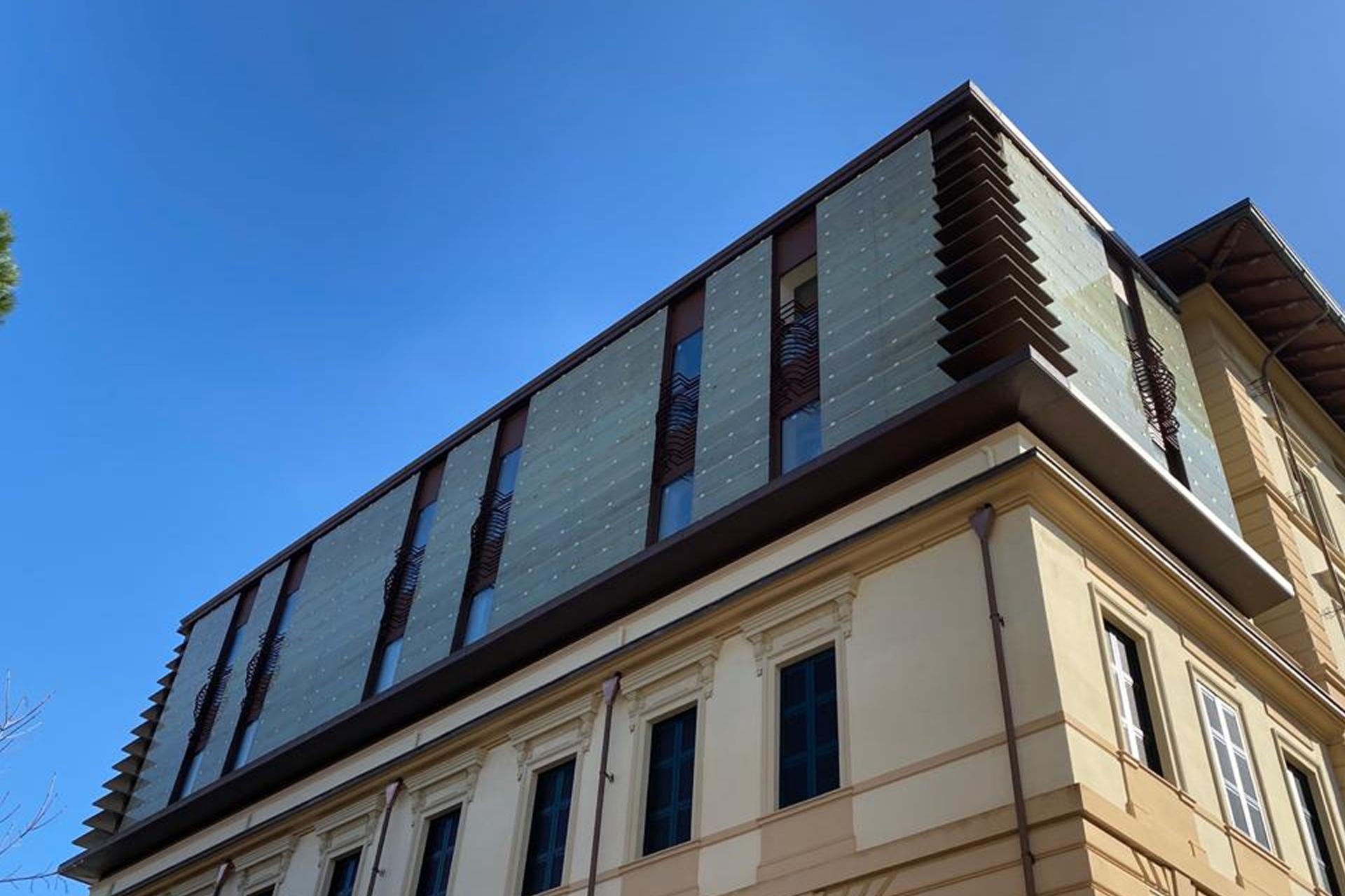 hotel vittoria building